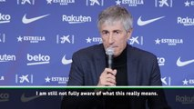 Setien to fulfill dream of coaching Messi