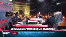Quel jeu de mots Damien Abad a-t-il trouvé pour qualifier l'âge pivot ?... Relevez le quiz du Professeur Magnien ! - 15/01