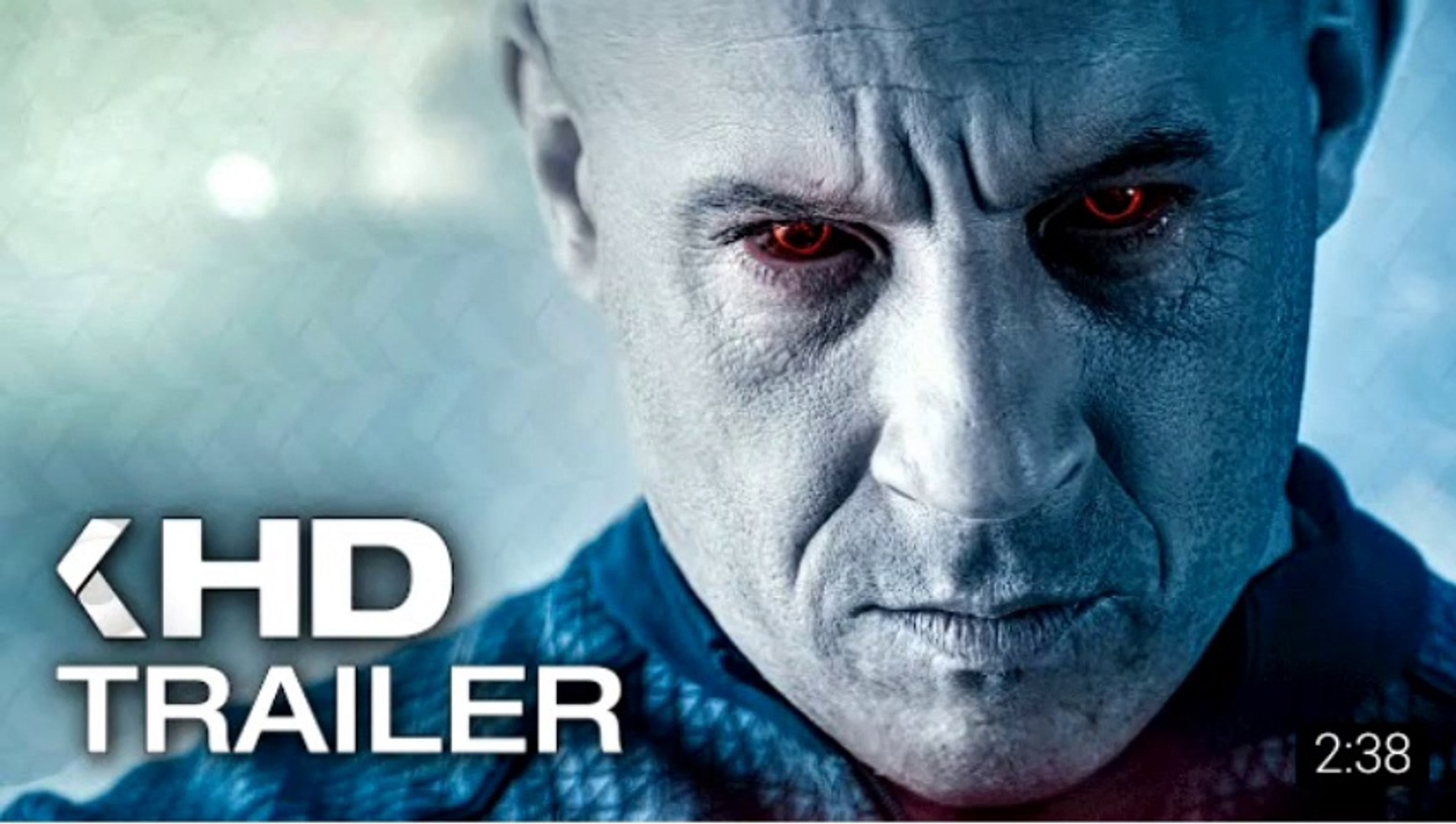 BLOODSHOT / OFFICIAL MOVIES TRAILER  / 2020