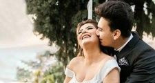 Bir aylık eşiyle olan tüm fotoğraflarını silen Hanife Gürdal, düğünü için Trabzon'a gidiyor