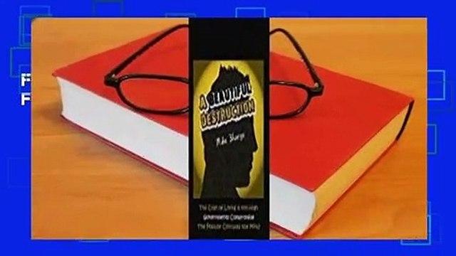 Full E-book  A Beautiful Destruction  For Kindle