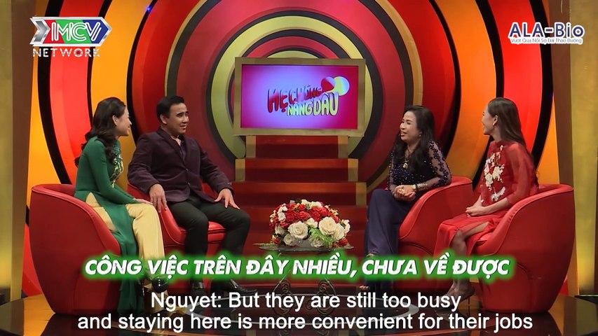 Mẹ Chồng Nàng Dâu - Tập 150- Ca sĩ Tú Tri giận chồng YunBin, cạo gió cho mẹ chồng khiến mẹ khóc thét