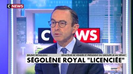 Bruno Retailleau - CNews mercredi 15 janvier 2020