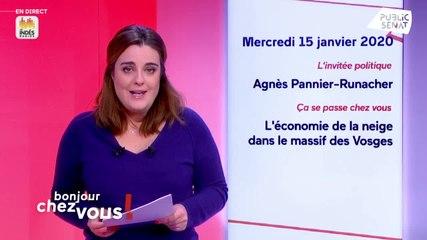 Jean-François Husson - Public Sénat mercredi 15 janvier 2020