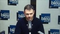 Mickaël Baubonne, président de l'association Métro de Bordeaux, invité de France Bleu Gironde