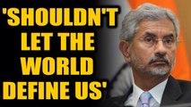 How S Jaishankar responds to questions on CAA, Kashmir on a world stage| OneIndia News