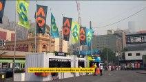 Melbourne polluée par les incendies, l'Open d'Australie de tennis menacé