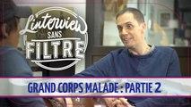 "Grand Corps Malade fan de... Patrick Balkany ! ""C'est mon idole"""