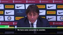 Inter have no money to spend in January transfer window - Conte