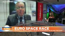 Space tourism is coming soon says European Space Agency chief