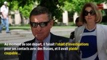 Enquête russe : Michael Flynn fait marche arrière
