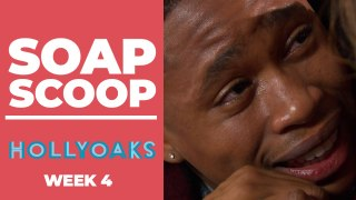 Hollyoaks Soap Scoop! Mitchell tells Martine the truth