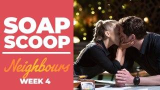 Neighbours Soap Scoop! Roxy kisses Shane