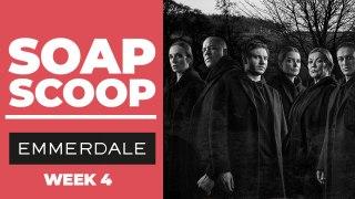 Emmerdale Soap Scoop! Who kills Graham?