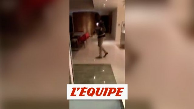 Saint-Maximin fête son retour par un Moonwalk - Foot - WTF