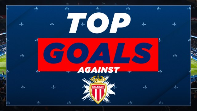Le top buts : Monaco - Paris Saint-Germain 2020