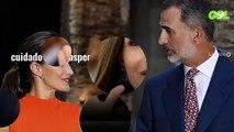 Las visitas a la Reina Letizia de madrugada que tapa Felipe VI ¡y escandalizan a España!