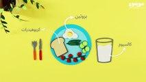 أفكار لوجبات  فطور متكاملة