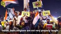 'CAA Discriminates Only Against One Religion': Kolkata's Christian Community Leader