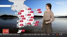 [날씨] 예년 겨울 추위, 아침 서울 -5도…맑고 건조