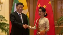 Myanmar, China ink deals to accelerate Belt and Road