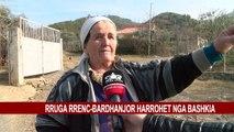 RRUGA RRENC-BARDHANJOR HARROHET NGA BASHKIA