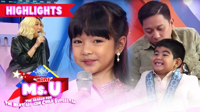 Vice insists Yorme to confess his crush on Astrid | It's Showtime Mini Miss U