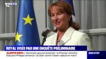 Pourquoi Ségolène Royal est-elle visée par une enquête préliminaire du parquet national financier ?