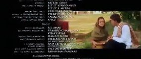 """Tere Liye (ii)"" / End Title — Lata Mangeshkar, Roop Kumar Rathod 