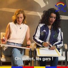 L'interview Best Friend Forever de Sabrina Ouazani et Céline Sallette