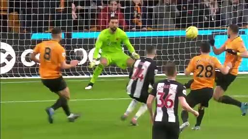 Wolves - Newcastle United (1-1) - Maç Özeti - Premier League 2019/20