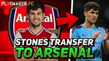 Fan TV | Could Arsenal offer John Stones an escape from Man City?