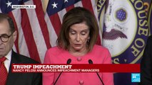 """Nancy Pelosi lays out """"incriminating evidence"""" revealed since passing articles of impeachment"""