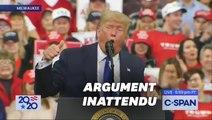 Donald Trump a un étrange argument électoral: plus d'eau dans les lave-vaisselles