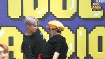 "[IDOL RADIO] Jung Woo-young&Choi San ""Fake Love""♪♬"