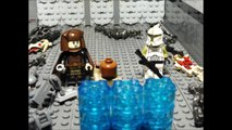 Star Wars the Clone War Story Chapter Twelve (LEGO Star Wars stop motion)