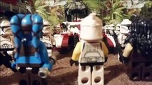 Star Wars the Clone War Story Chapter Two (LEGO Star Wars stop motion)