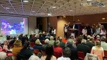 AGDE - Remise des prix du Concours des Illuminations de Noël