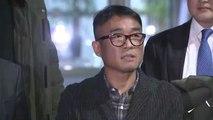 """김건모, 12시간 조사 뒤 귀가...""""심려끼쳐 죄송"""" / YTN"""