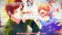 【Sukisugite Yabai】選んでくれてありがとう。/ Erande Kurete Arigatou - Honeyworks feat. Momo Asakura & Natsuki Hanae