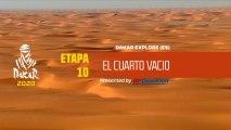 Dakar 2020 - Etapa 10 - Dakar Explore - El cuartel vacío