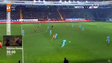 Coupe de Turquie : Feghouli passeur décisif face à Rizespor