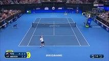 En plein match de tennis Benoit Paire s'énerve et insulte un spectateur