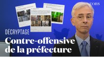 Violences policières : sur Twitter, la contre-offensive de la préfecture
