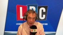 Nigel Farage bids a final farewell to the European Parliament