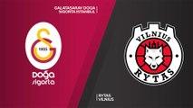 Galatasaray Doga Sigorta Istanbul  - Rytas Vilnius Highlights | 7DAYS EuroCup, T16 Round 2