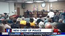 California City swears in new chief of police
