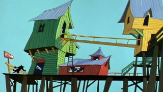 Tom Jerry Classic Cartoon Cannery Rodent