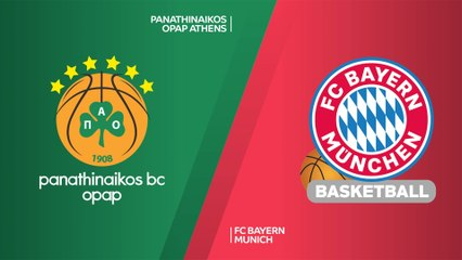 EuroLeague 2019-20 Highlights Regular Season Round 19 video: Panathinaikos 98-83 Bayern