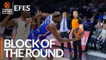 Efes Block of the Round: Chris Singleton, Anadolu Efes Istanbul